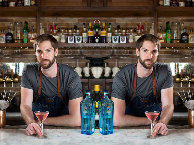Bartender Tales: Yotam Shilo of Spicehaus