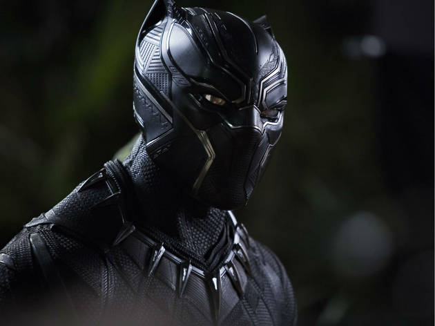 Black Panther, Marvel Estudios, Estrenos 2018