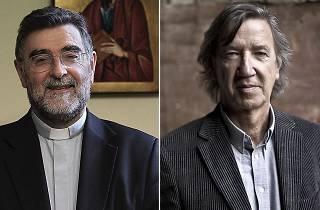 El enigma en el futuro: Armand Puig y Rafael Argullol