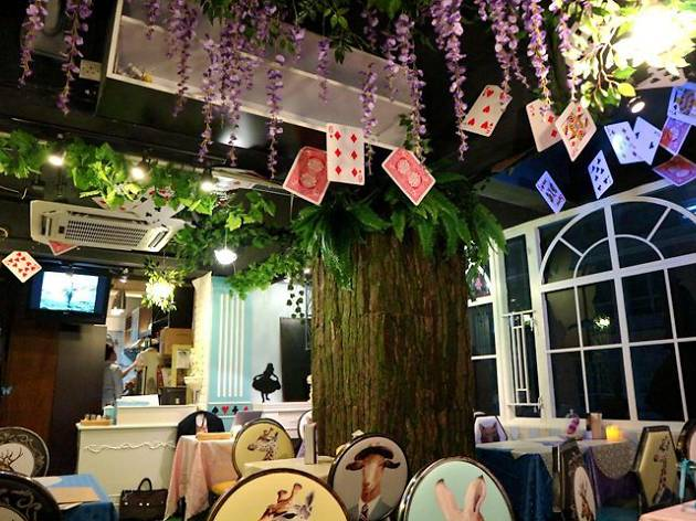 Wonder Garden Café