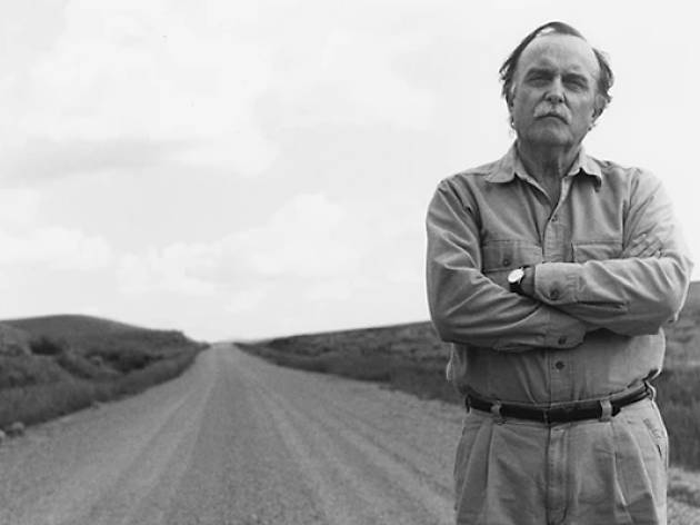 Alvin Lucier. No ideas but in things