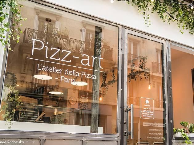 Pizz-art L'atelier de la pizza