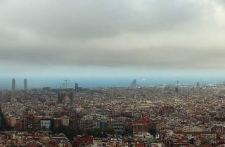 Datathon sobre calidad del aire en Barcelona
