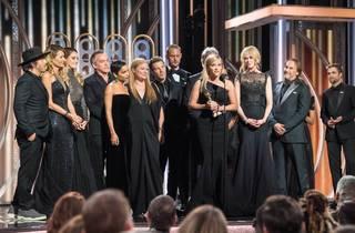 Big Little Lies, 75th Golden Globes Telecast Media