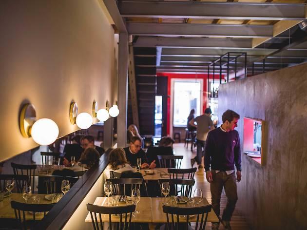 Casa Aberta, Open Bar Food House