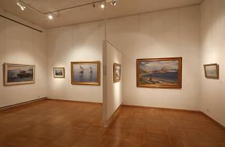 Goran Vranić, copyright Moderna galerija, Zagreb, 2017.