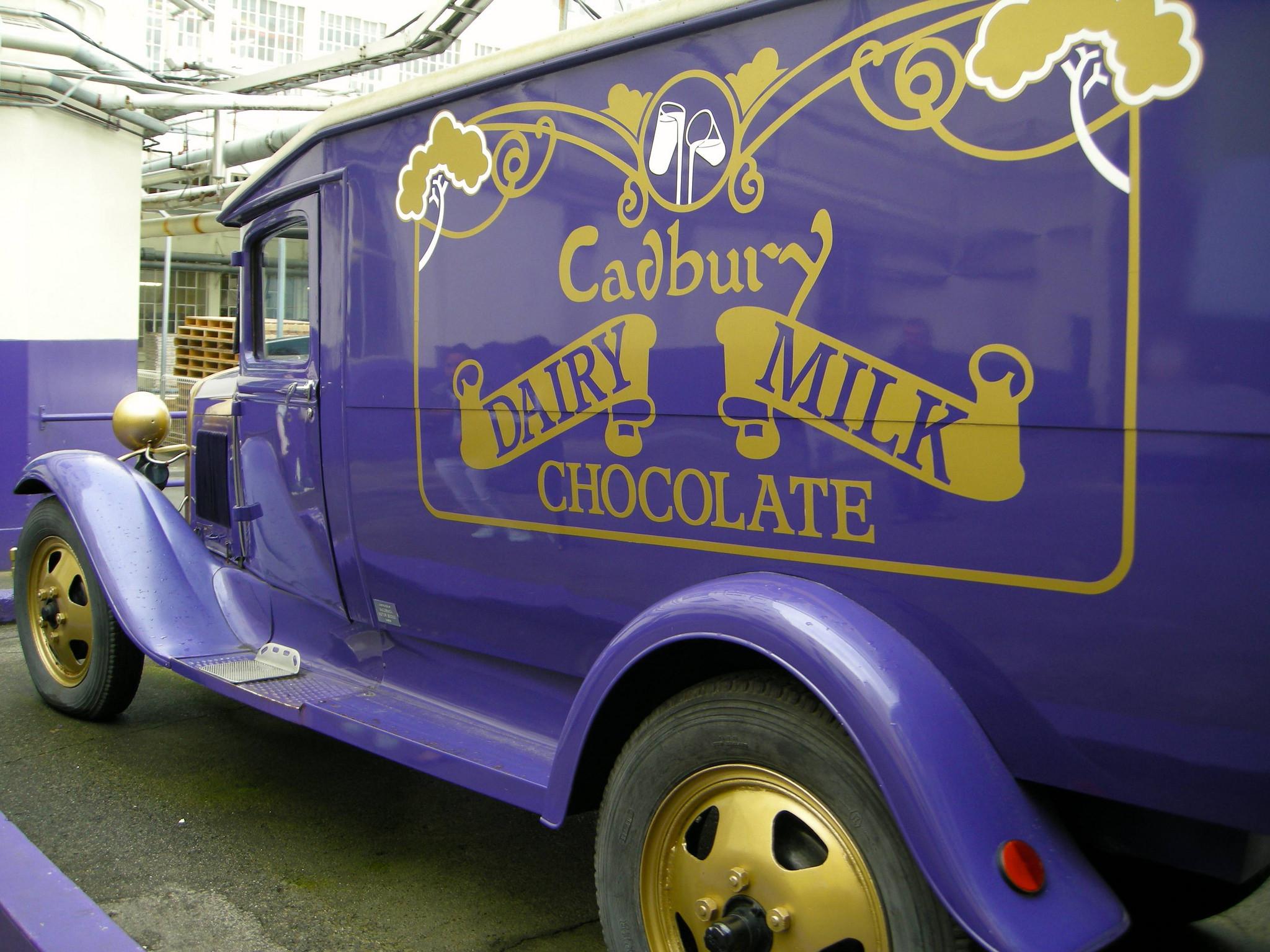 Get your cocoa fix at Cadbury World