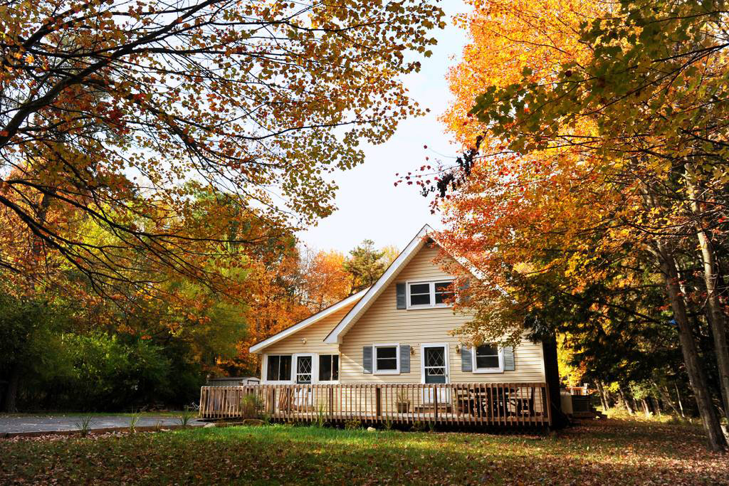 Check out 13 cozy cabins near NYC that you can rent on Airbnb