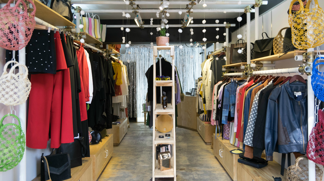 Tuza Concept Store Shopping In Roma Mexico City