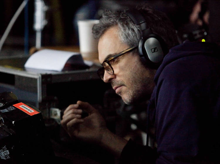 Ponencia de Alfonso Cuarón