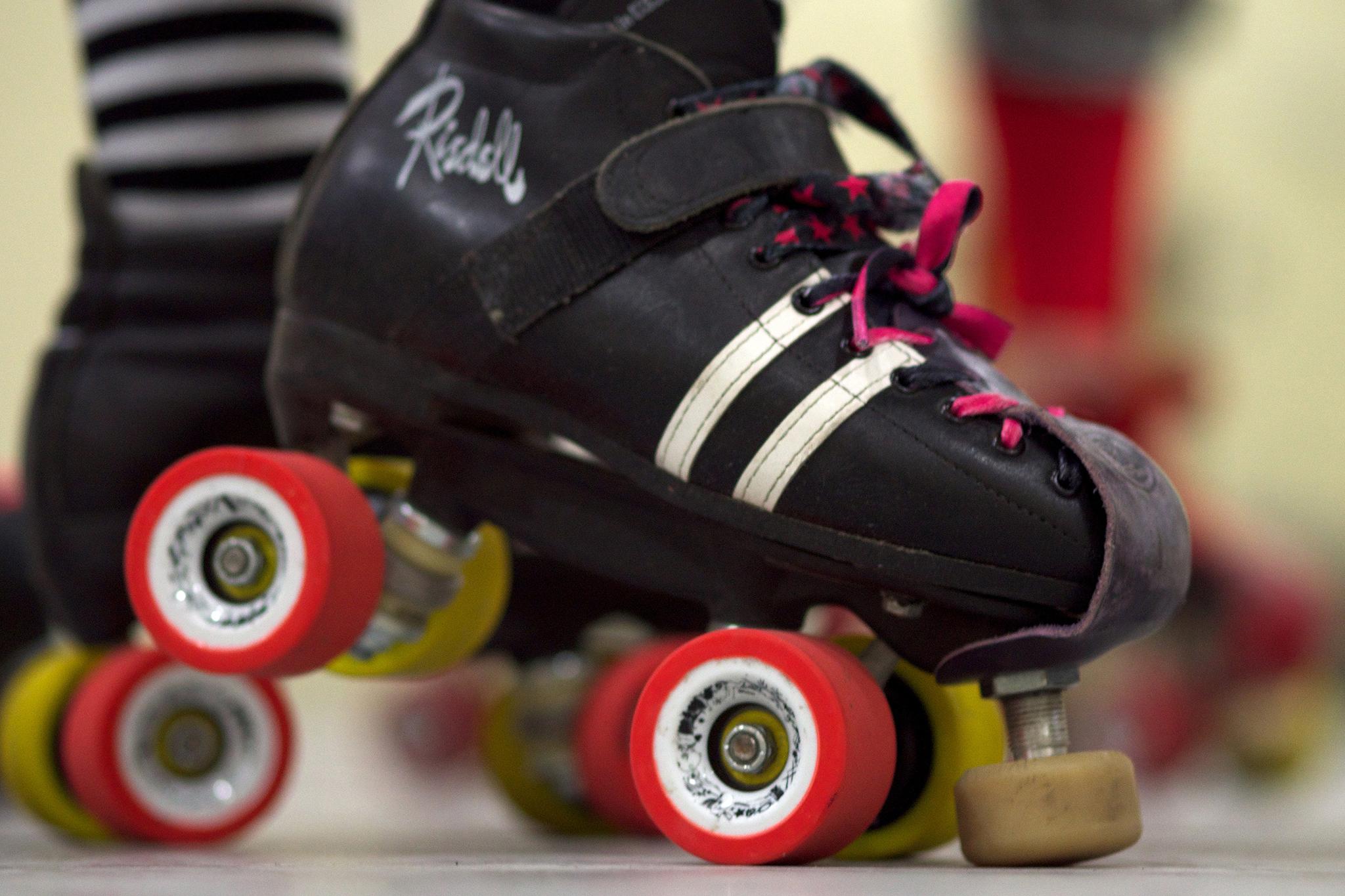 Skaterobics at St. John's  Recreation Center