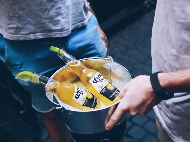 Corona Sundays (Photograph: Supplied)