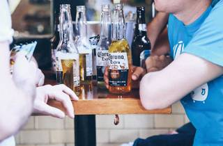 Corona Sunday (Photograph: Supplied)