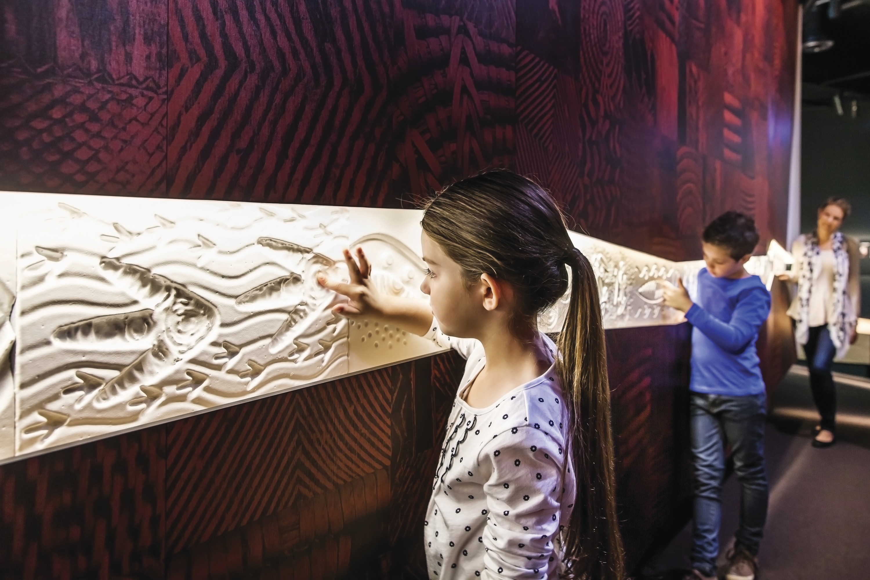 First Peoples -  Bunjilaka Aboriginal Cultural Centre at Melbourne Museum