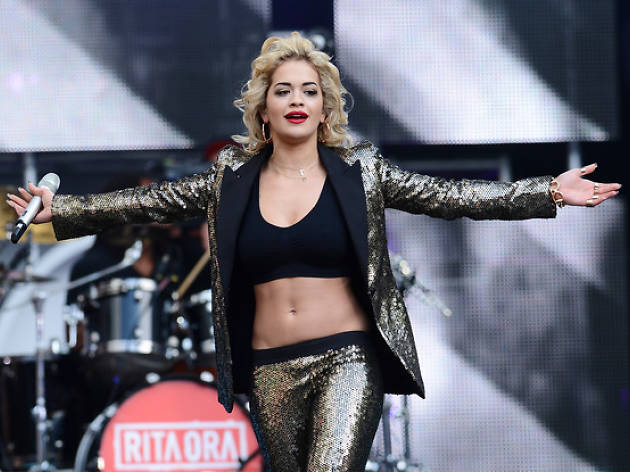 Rita Ora x J. Sheon