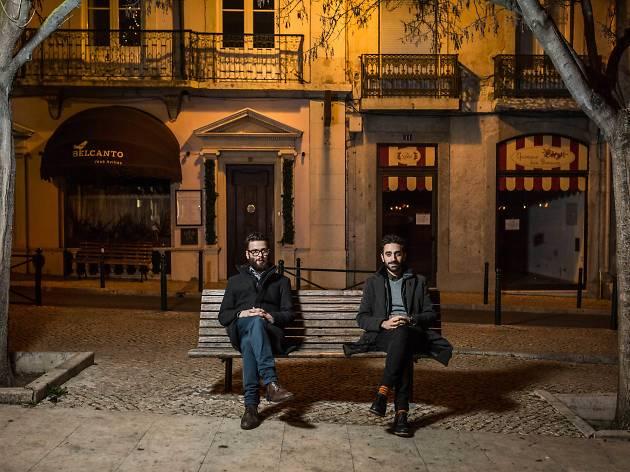 Filipe Melo e Juan Cavia