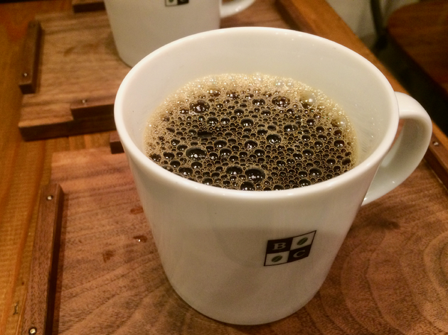 ブラックウェル コーヒー