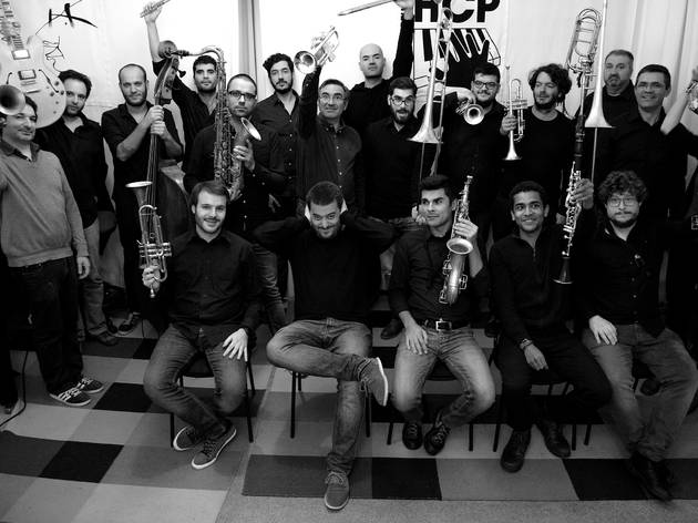 Orquestra de Jazz do Hot Clube