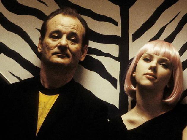 Perdidos en Tokio, Bill Murray, Scarlet Johansson, Sofía Copola