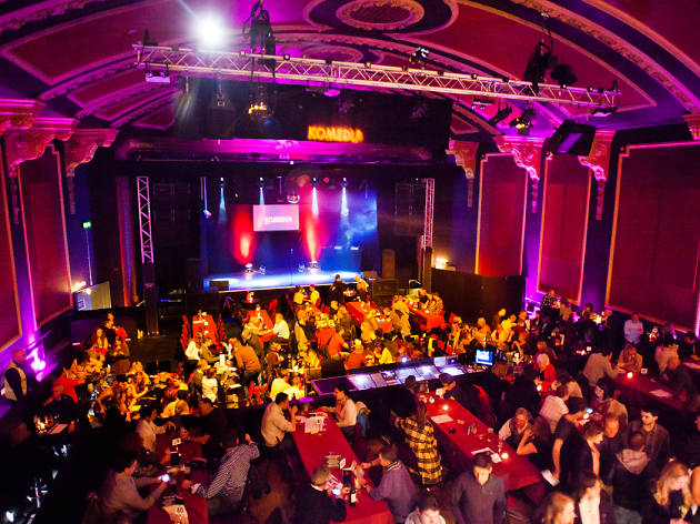 Krater Comedy Club at Bath Komedia