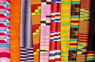 El lenguaje de la telas: arte textil en el África occidental