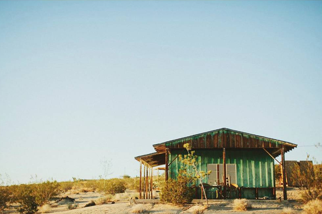 Joshua Tree Homesteader Cabin in Joshua Tree, CA