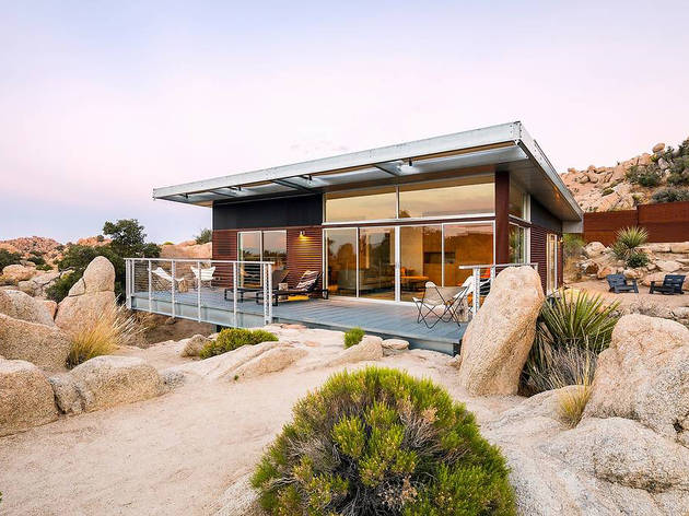 Rock Reach House in Yucca Valley, CA