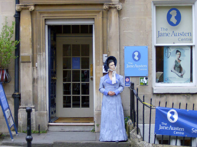 Jane Austen Centre, Bath, from Wiki