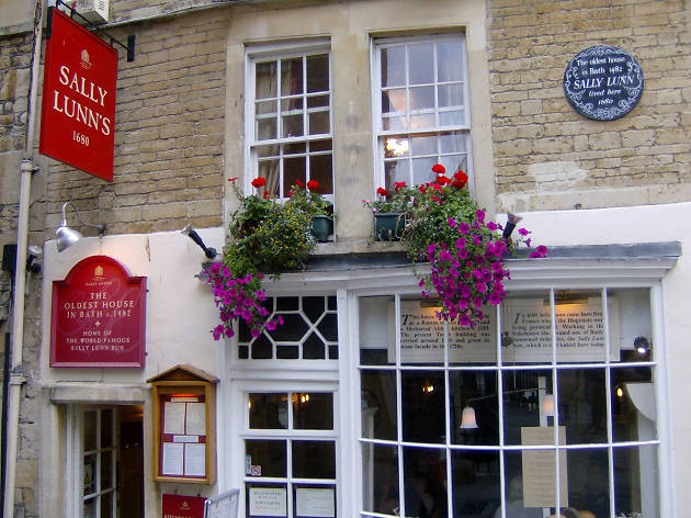 Sally Lunn's, Bath, from Wiki
