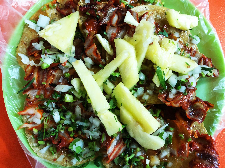 Tacos La Salsa de pastor taquería