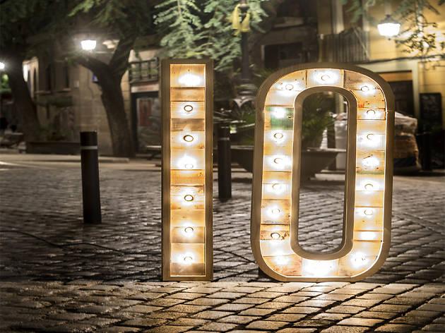 Una ciutat 10, una revista 10
