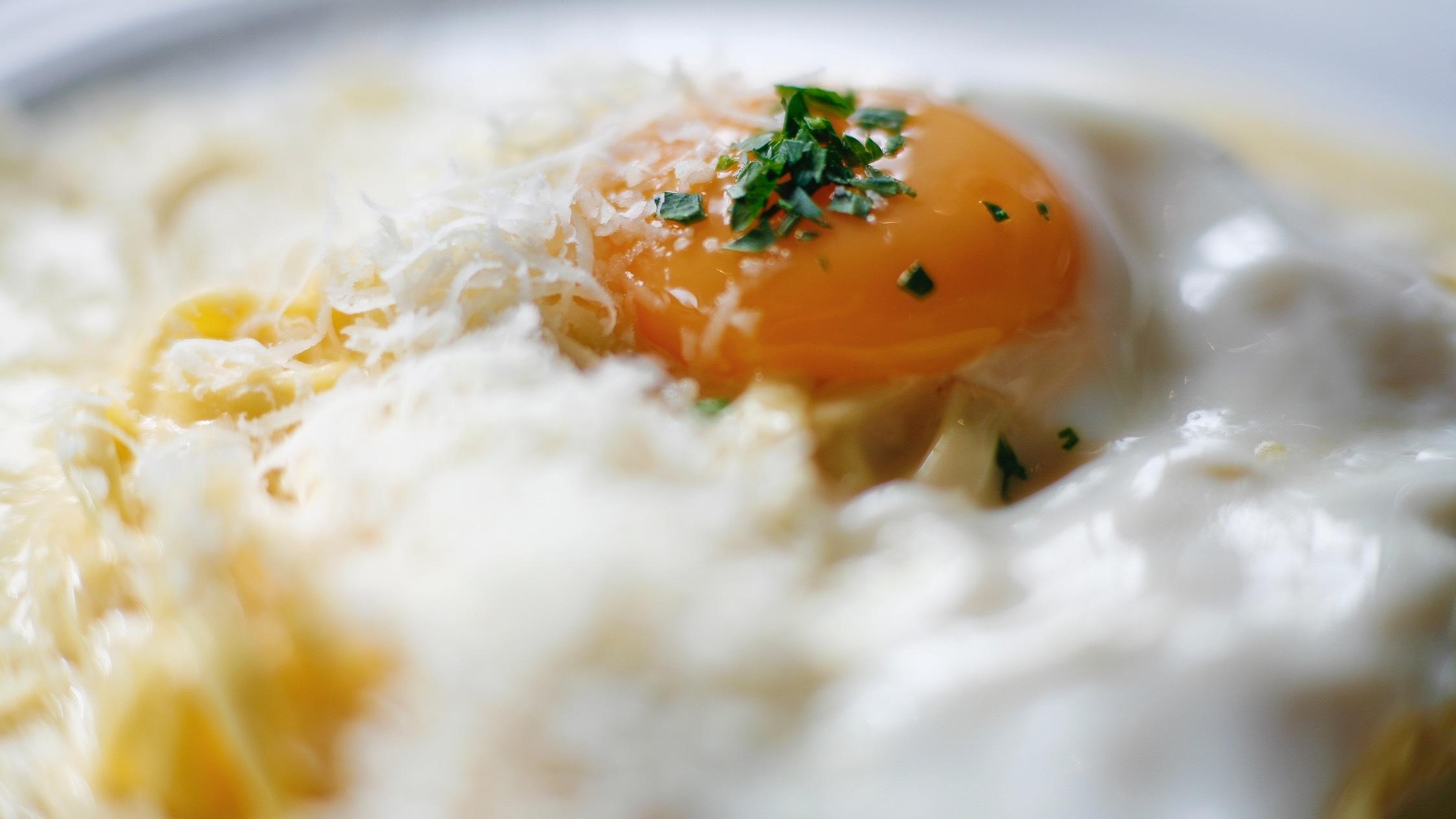 Eggs at Buon Ricordo Paddington