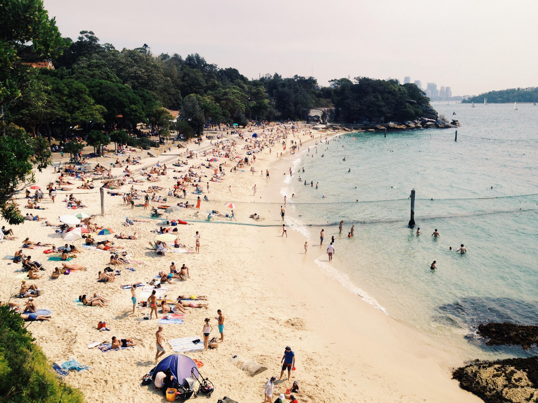 Nielsen Park/Shark Beach
