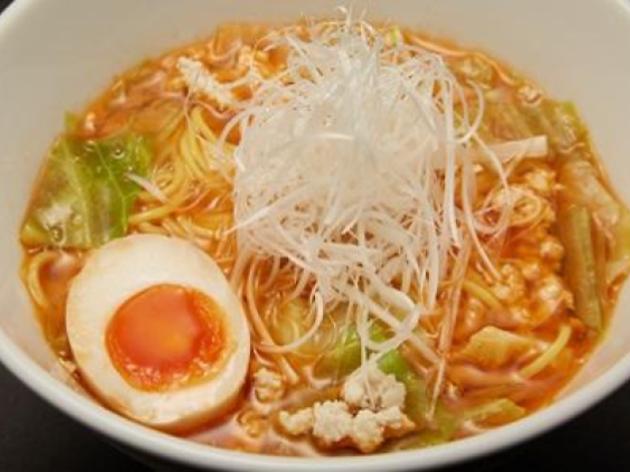 海老麺総本家 ジモトヤ 麻布十番店