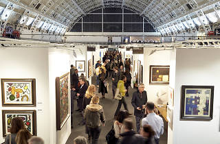 Upper Street EventsLondon Art Fair 2017