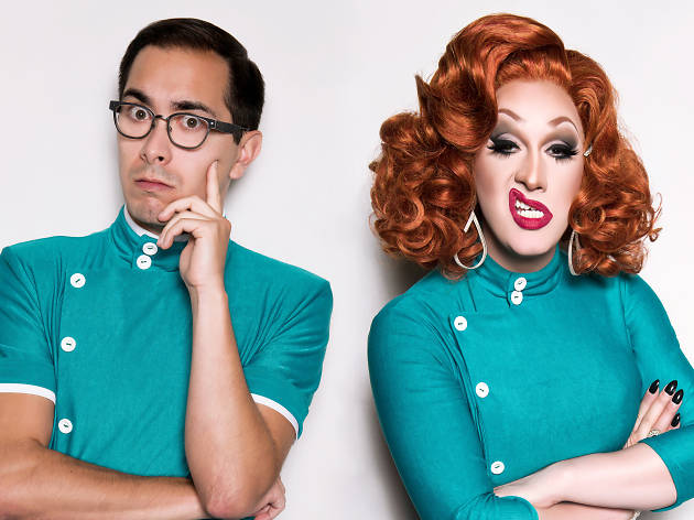 Jinkx Monsoon and Major Scales