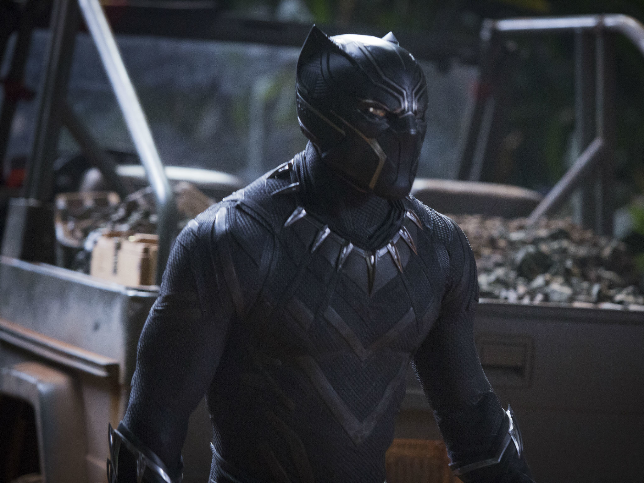 Black Panther, la película de Marvel