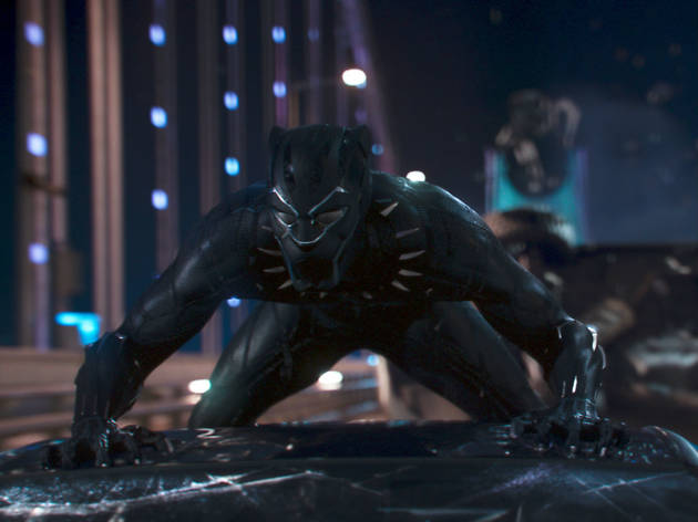 Black Panther, la película de Marvel