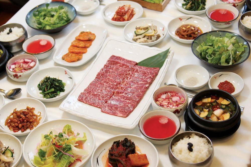 Best Korean buffet: Seoul Restaurant
