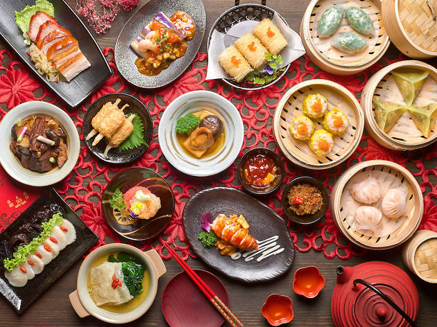 Best dim sum buffet: Hai Tien Lo