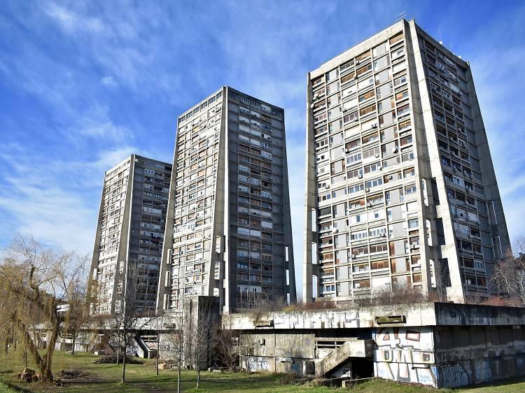 Discover Zagreb's socialist-era architecture