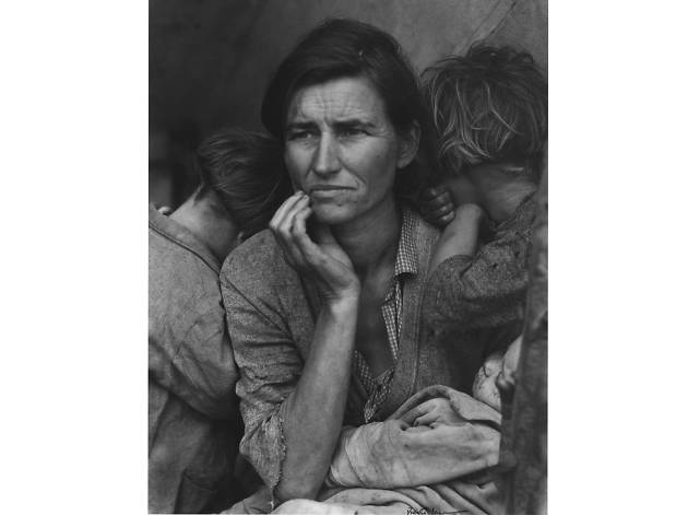 Dorothea Lange: 'Politics of Seeing' review