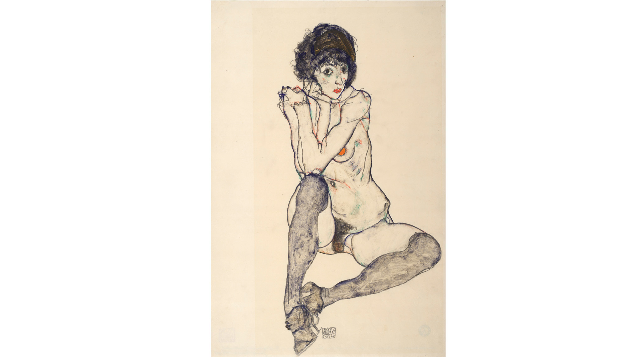Klimt/Schiele: Drawing