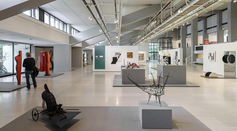 colecção moderna na gulbenkian