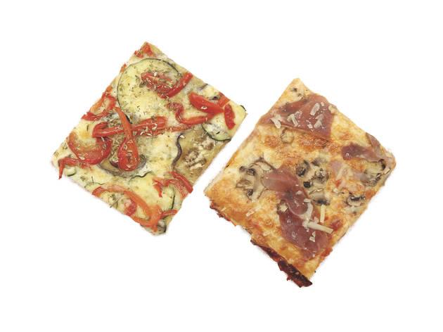 Pizza à Pezzi
