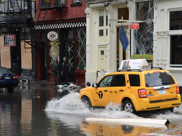 NYC is suing the world's largest fossil fuel companies for causing climate change