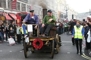 Regent Street Motor Show 2011