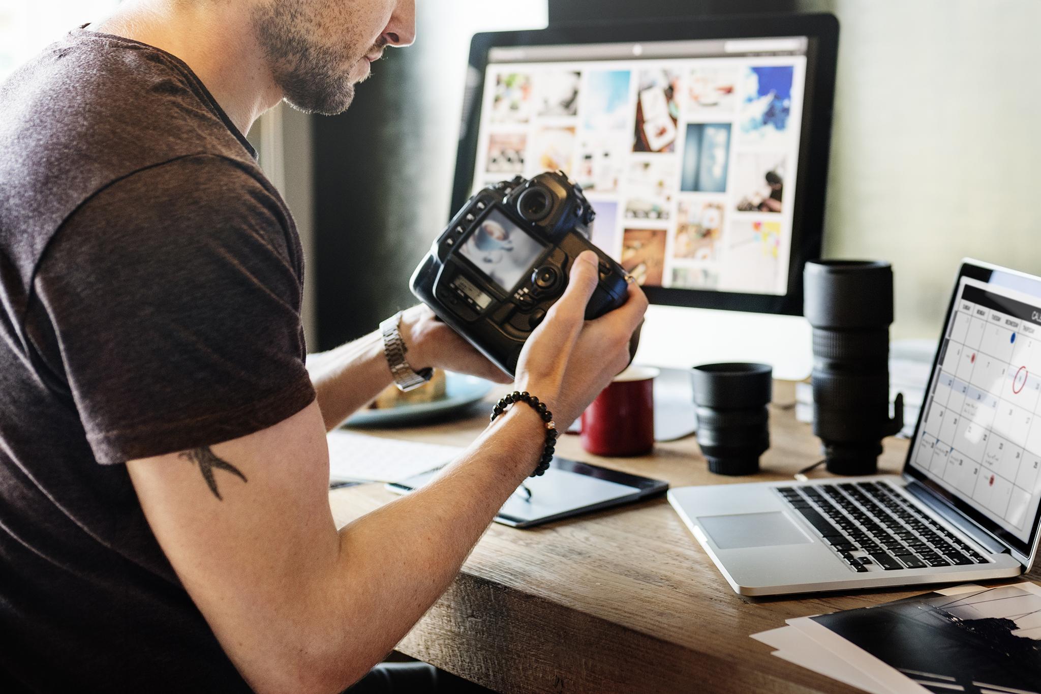 Печать фотографий как бизнес это даже