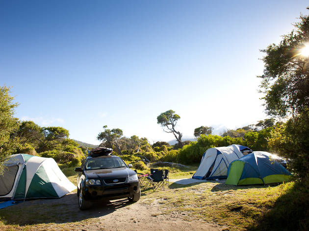 The best campsites near Melbourne