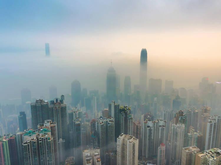 Is Hong Kong really dirty?
